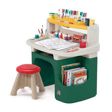 step2 art master activity desk