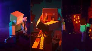 Minecraft Nether Update Console Release ...