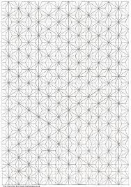 Sashiko Patterns Unique Decoration