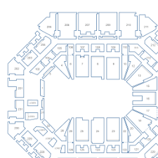 Barclays Center Interactive Hockey Seating Chart