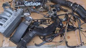 for ford 302 fuel injection wiring harness wiring diagram for 4.6 Liter Engine Diagram f150 302 carb swap efi to carburetor youtube rh youtube com 1985 ford mustang wiring diagram ford engine swap wiring harness