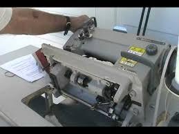 Repair Industrial Sewing Machine