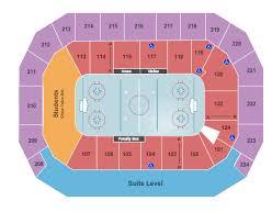 Mavericks Stadium Seating Chart Baxter Arena Seating Chart Omaha