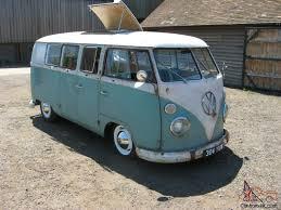 vw splitscreen 1962 westfalia so33 camper van