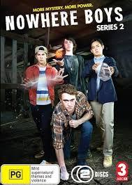 Nowhere Boys Temporada 3 audio español