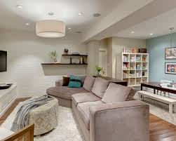 Basement Family Room Houzz