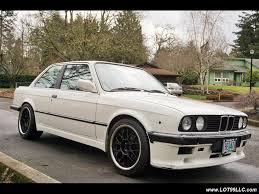 1984 BMW 325e Coupe 5 Speed Manual. E30 for sale in Milwaukie, OR ...