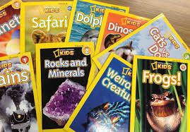 right now at amazon you can score these highly rated national geographic kids books for as low as 1 39 regularly 4 they have tons of interesting
