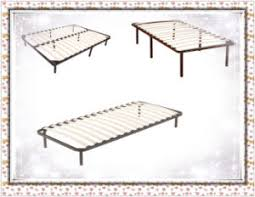 China Wooden Slat Bed Frame 8 Legs Queen/Full/King - China Wooden ...