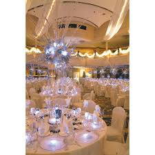 Crystal Light Banquets Chicago Submersible Tea Light Battery Powered Candles In 2019