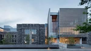 Simpson Design Group Architects Kpmb Updates Gothic Style Building On Princeton University