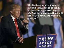 President Quotes Custom 48 Best Quotes From Presidentelect Donald Trump's Victory Speech