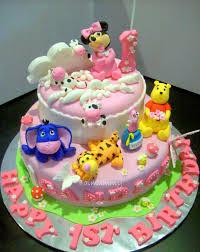 1 Year Birthday Cake Design Birthday Cakes For Boys Fancy Birthday Cakes Rubble Cake