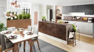 Technology Kitchen Design Elegant Open Plan Kitchen Fixtures Inspired By Nature