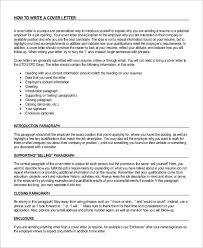 Sample Cover Letter Introduction 8 Examples In Pdf Cover Letter