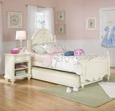 Bedroom White Furniture For Girls Kids Room Wall Ideas Bed To ...