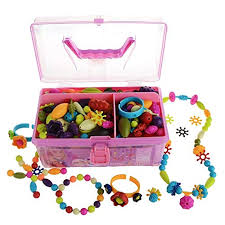 Gili Pop Beads, Arts and Crafts Toys Gifts for Kids Age 4yr-8yr, Best 4 Year Old: Amazon.com