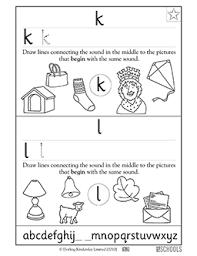 Letter Practicing 1st Grade Kindergarten Preschool Reading Writing