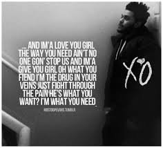 The Weeknd Love Quotes Fascinating Best Covers The Weeknd Quotes Quotesgram The Weeknd Best Quotes