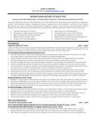 Security Operations Manager Resume Tomyumtumweb Com