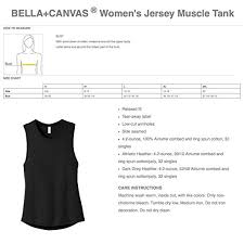 Bella Canvas Muscle Tank Size Chart Strong As A Mother Ladies Premium Sleeveless Muscle Tank Tee Shirt