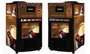 Coffee Vending Machine Pictures Mesmerizing Tea Coffee Vending Machine At Rs 48 Piece Tea Coffee Vending