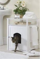 Decorative Cat Litter Box Litter Box Furniture eBay 11