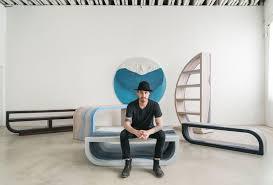 modern furniture collection. Designer Fernando Mastrangelo Has Created The Escape Collection, A Group Of Modern Furniture Pieces That Collection E