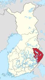 Image result for juuka finland map