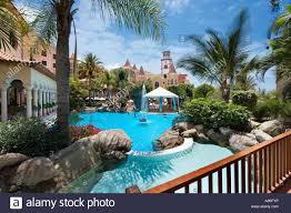 Hotel De Las Americas Gran Hotel Bahia Del Duque Resort Costa Adeje Playa De Las Stock