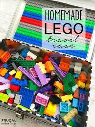 diy lego travel case frugal living