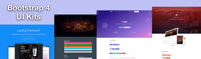 10 Best Free Ui Kits Made With Bootstrap 4 Theme Wagon