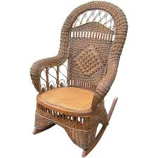 resin wicker swivel glider lounge chair rocking at