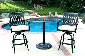 outdoor bistro set clearance high top patio tables bistro table and chair set bistro patio furniture
