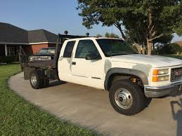 2000 GMC Extended Cab 4x4 Pickup Truck w/Liftgate for Sale in ...