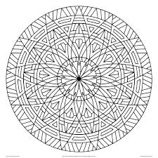 Design Patterns To Color Coloring Page For Kids Geometric Design Coloring Pages