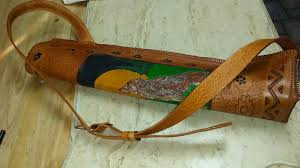 photo of cheerful dreams mount holly nj united states custom leather quiver