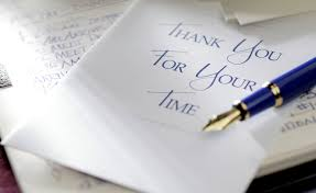 thank you letters guidelines for writing great thank you letters