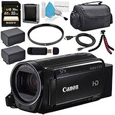 Canon Camcorder Comparison Chart Amazon Com Canon 16gb Vixia Hf R70 Full Hd Camcorder
