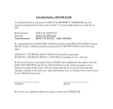 Late Rent Notice Templates Google Docs Ms Word Apple Late