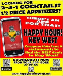 happy hour key west