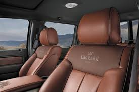 f150 back seat cover the ford f 150 king ranch is an excercise in american exceptionalism