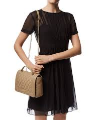 Lyst - Love moschino Medium Quilted Shoulder Bag in Natural & Gallery Adamdwight.com