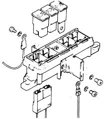 1990 mazda familia fuse box diagram vehiclepad 1990 mazda 1998 cadillac deville 4 6l mfi dohc 8cyl repair guides circuit