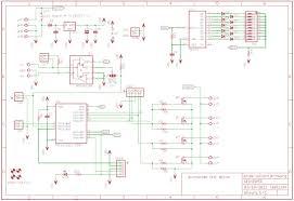 dmx512 4 channel driver board schematic 4 channel dmx driver board 805