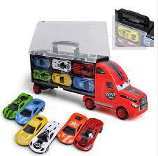 Bộ 6 siêu xe ô tô trong 1 ô tô lớn cho bé - Siêu Thị Giá Gốc 24HSiêu Thị  Giá Gốc 24H