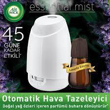 Air Wick Essential Mist Otomatik Hava Tazeleyici Kit Lavanta Fiyatı