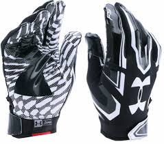 under armour football gloves. when it\u0027s time to take your game the next level, pull on a pair of under armour f5 youth football receiver gloves for superior catching abilities.