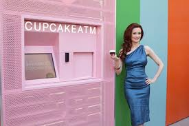 Cupcake Vending Machine Nyc