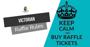 Reverse Raffle Rules Raffle Rules And Regulations For Victoria Fundraising